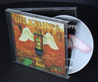 Die Krupps - Odyssey of The Mind Cover